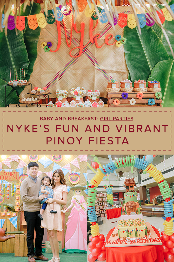 Filipino Fiesta Party Philippines Mommy Family Blog