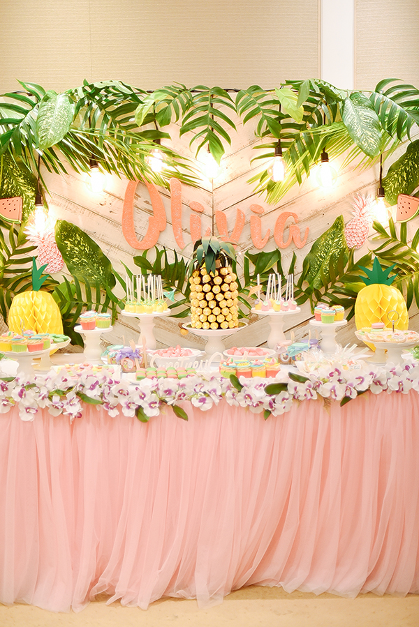 Tropical Party In A Hotel Philippines Mommy Family Blog