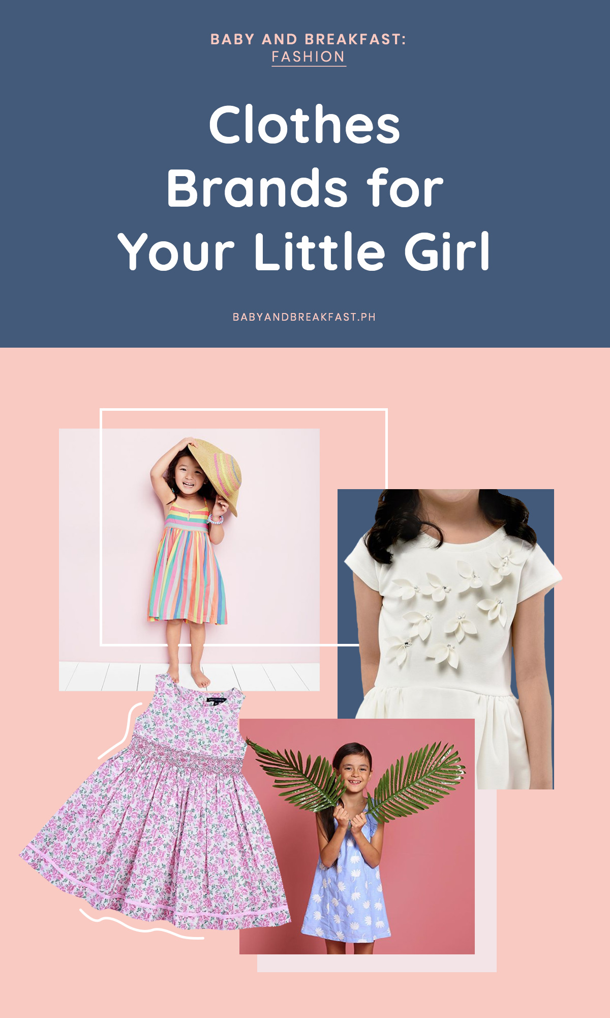 Baby and Breakfast: Fashion Clothes Brands for Your Little Girl